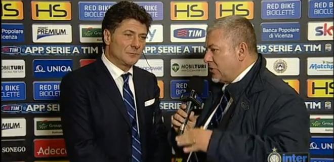Walter Mazzarri Roberto Scarpini