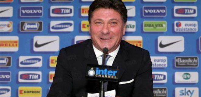 Walter Mazzarri conferenza Inter