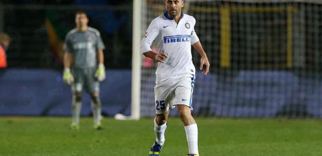 Walter Samuel Atalanta-Inter