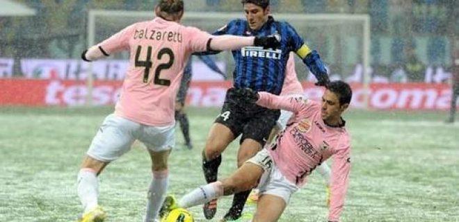 Zanetti Inter-Palermo