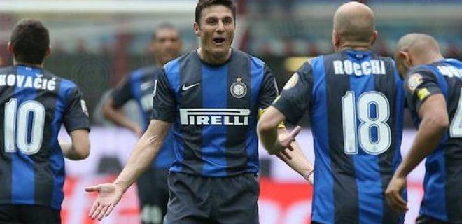 Zanetti Inter-Parma