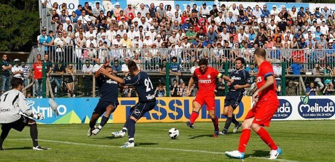 Zanetti Inter-Trentino Team @Pinzolo