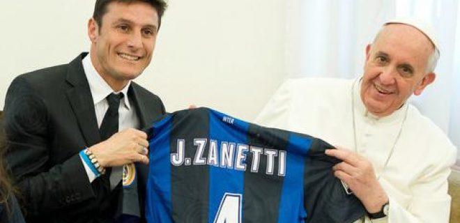 Zanetti Papa Francesco 0