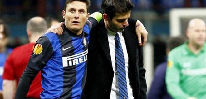 Zanetti Stramaccioni Inter-Tottenham