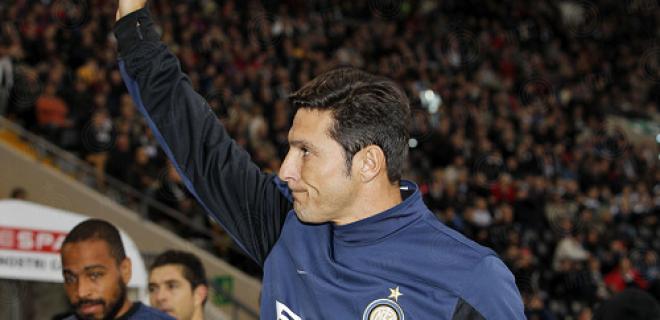 Zanetti ritorno Udinese-Inter