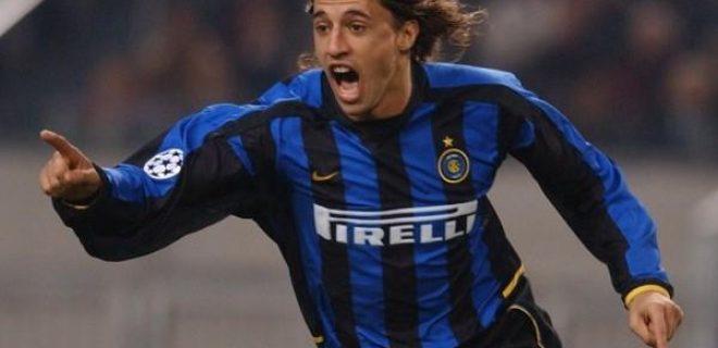 Hernan Crespo: all'Inter nella stagione 2002-03 e dal 2006 al 2009; al Milan nella stagione 2004-05