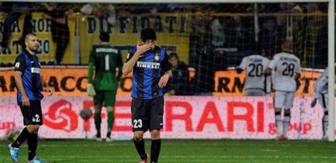 delusione Parma-Inter