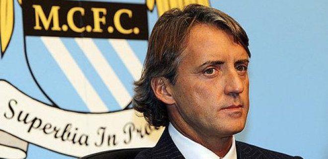 Roberto Mancini City