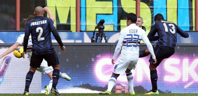 gol Inter-Samp