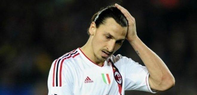 Ibrahimovic Barcellona-Milan