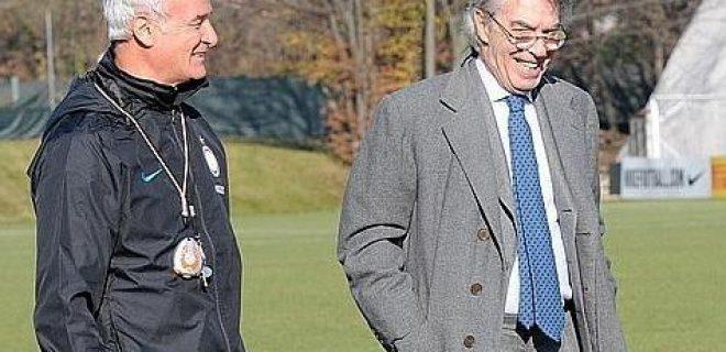 Ranieri e Moratti