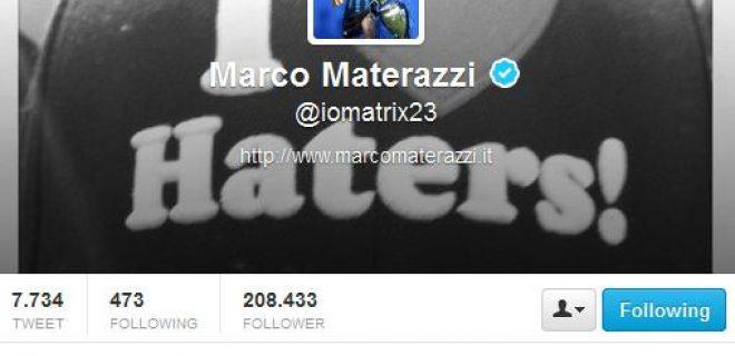 tweet Materazzi