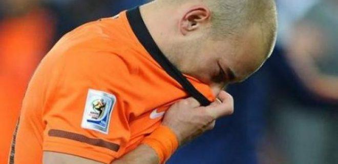 Wesley Sneijder Olanda