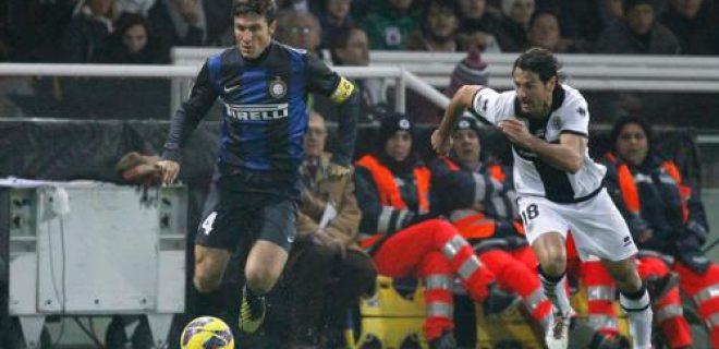 zanetti Parma-Inter